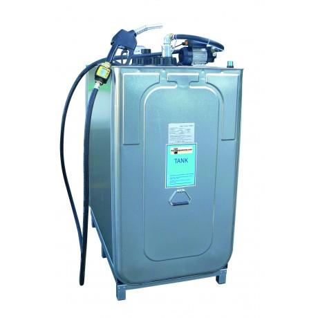 Cuve gasoil gnr 1000l 56l min pro for Cuve fuel exterieur