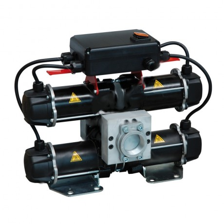 Groupe distribution 185 l/min 24V - GASOIL