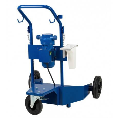 Chariot de distribution Adblue