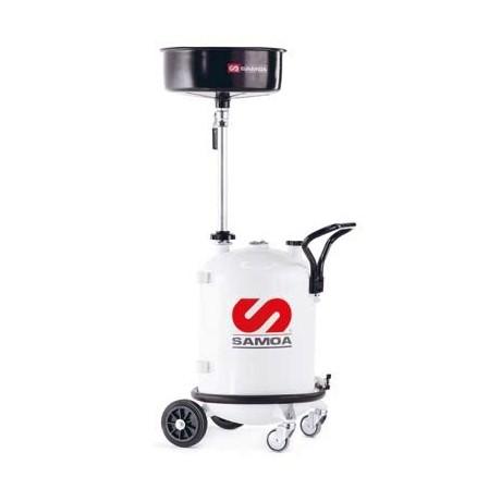 Récupérateur 70L, vidange pression