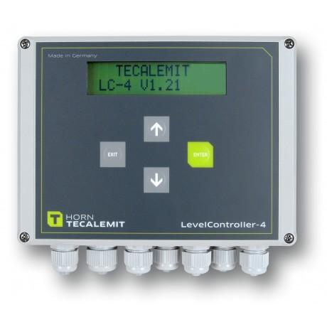 Jauge électronique 4 sondes - Levelcontroller4