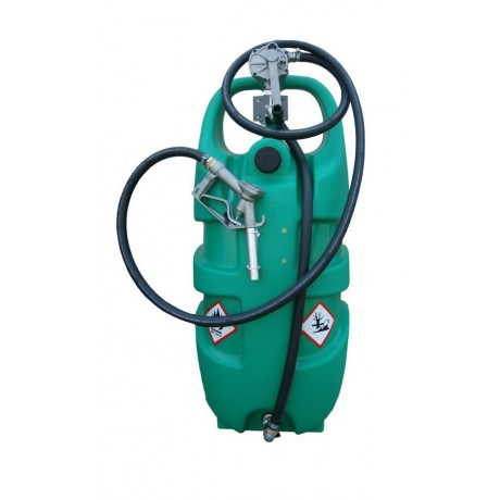 Caddy Essence 110L - Pompe Manuelle ATEX