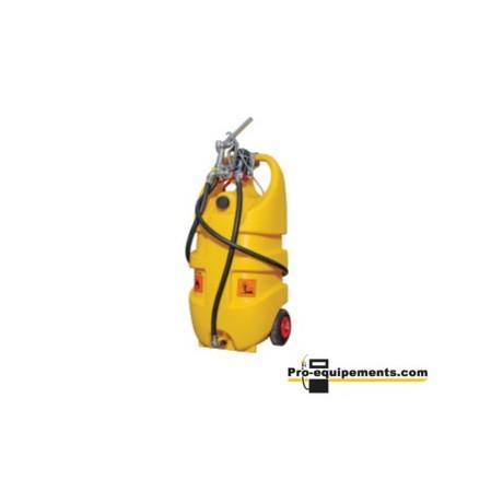 Caddy Gasoil 110L - Pompe électrique 12V