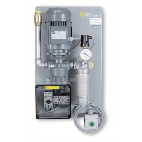 Pompe électrique pour vidange fixe
