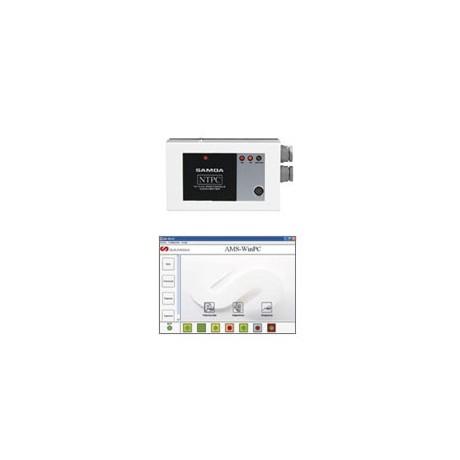 Convertisseur reseau et logiciel pc - AMS -