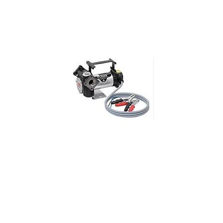 Kit pompe gazole 12 et 24 V - 40l/min