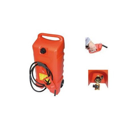 CADDY RAVITAILLEMENT CARBURANT- 50 L