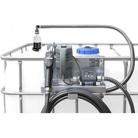 Pompe Adblue - Cuve - Pistolet auto - Compteur