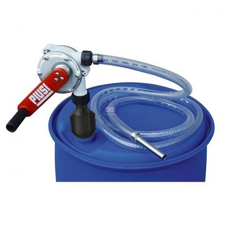 Pompe manuelle inox Adblue avec flexible