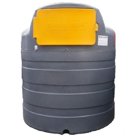 CUVE GASOIL - 2500 L - PEHD