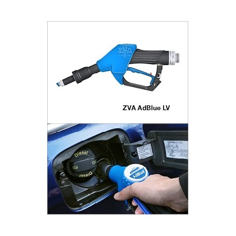 Pistolet ZVA Adblue LV Automobile