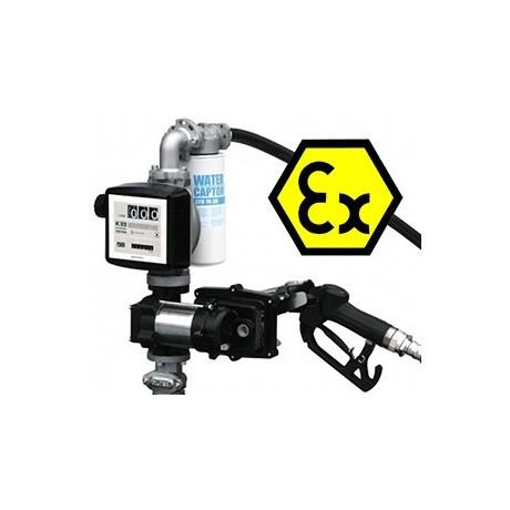 Groupe de pompage Essence - ATEX - 230V
